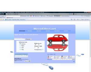 Les sites du lab kodak creative labs for Effet miroir word